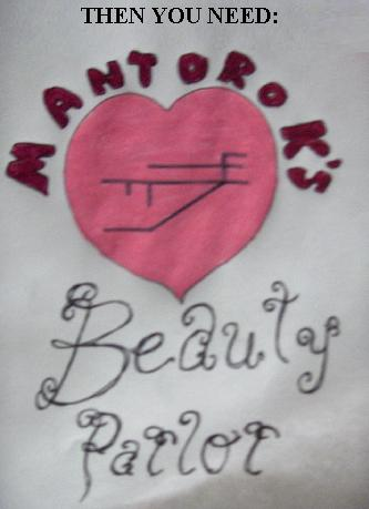 Mantorok's Beauty Parlor, pt 2 by Theasylumofthedamned