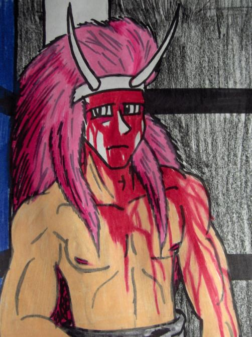The Oni Bleed *LOTS OF BLOOD!! NWS!!* by Theasylumofthedamned