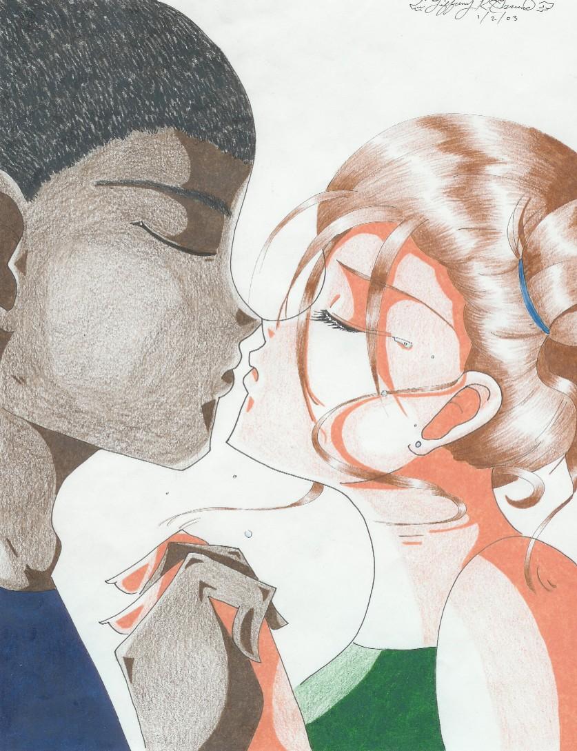 Love Is Color Blind by TiffyAngel