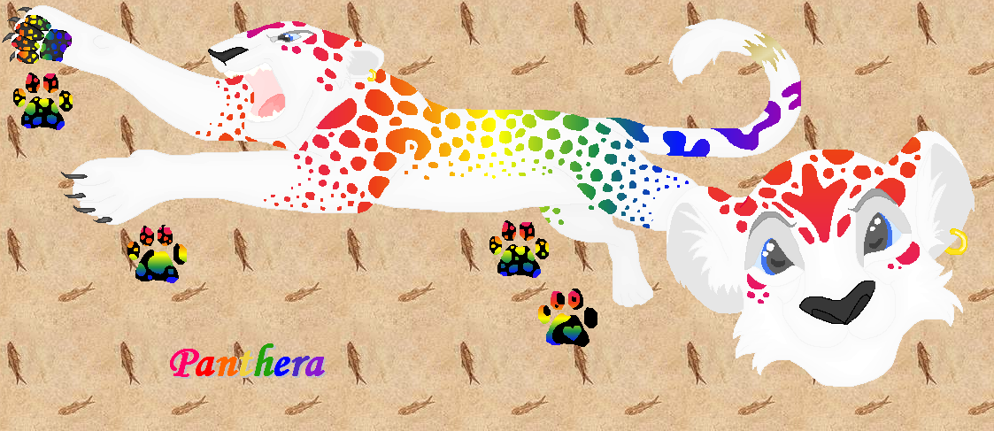 Panthera Reference by Tikami