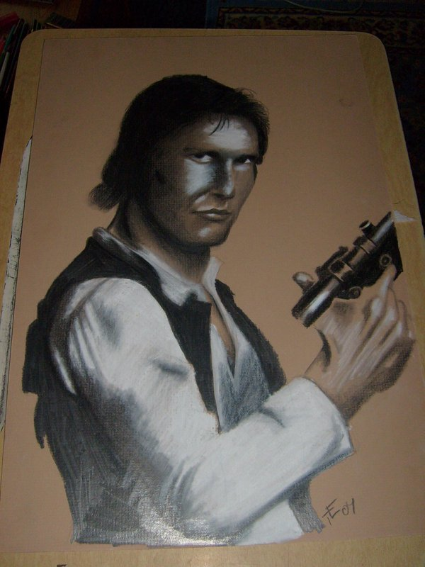 Han Solo by TimE