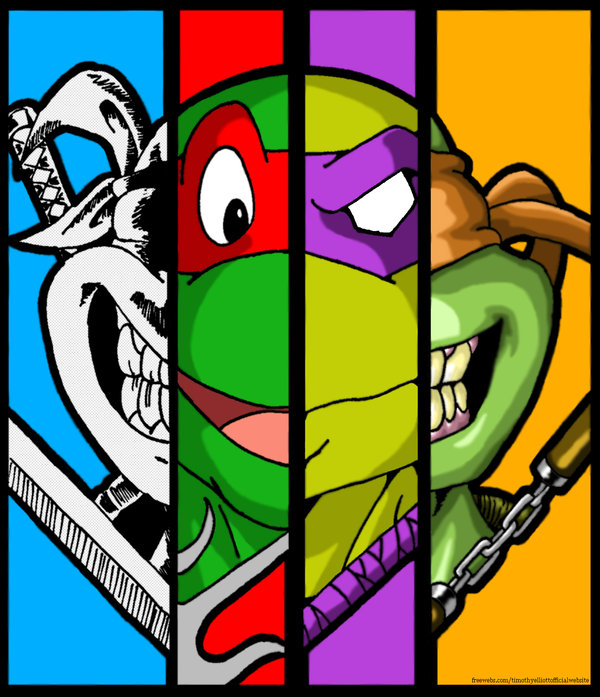 TMNT Generations by TimE
