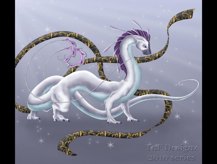 Farrot dragon 2010 series by TnFDESIGNER