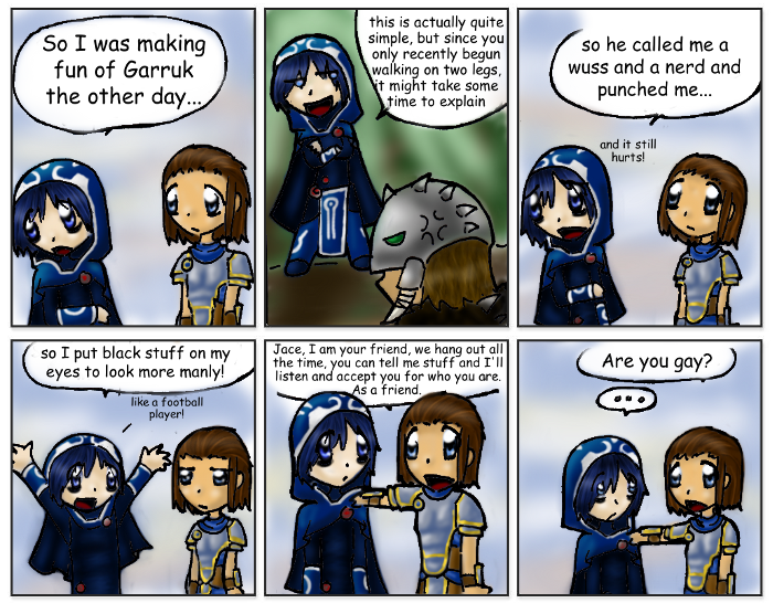 Jace is a loser part 1 by Tobias