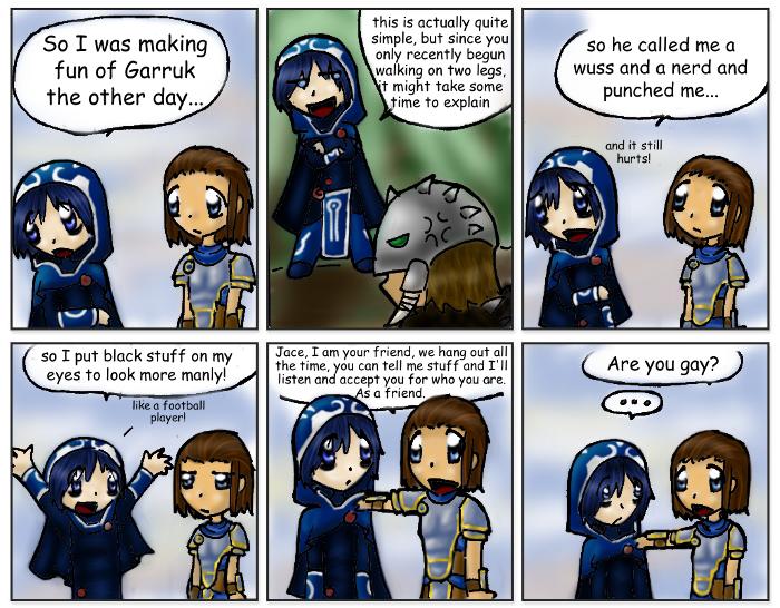 Jace is a loser part 1 by Tobias