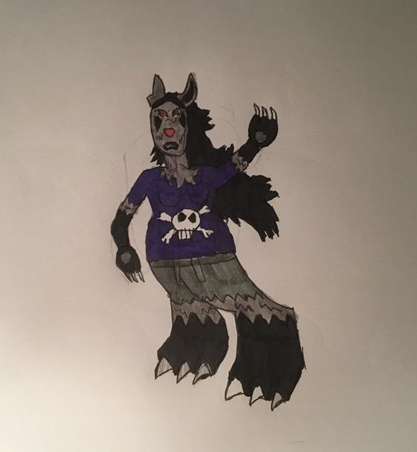 2. Werewolf by TogekissAngel468