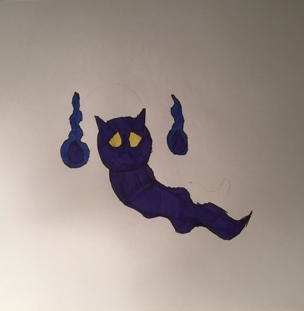 4. Ghost by TogekissAngel468