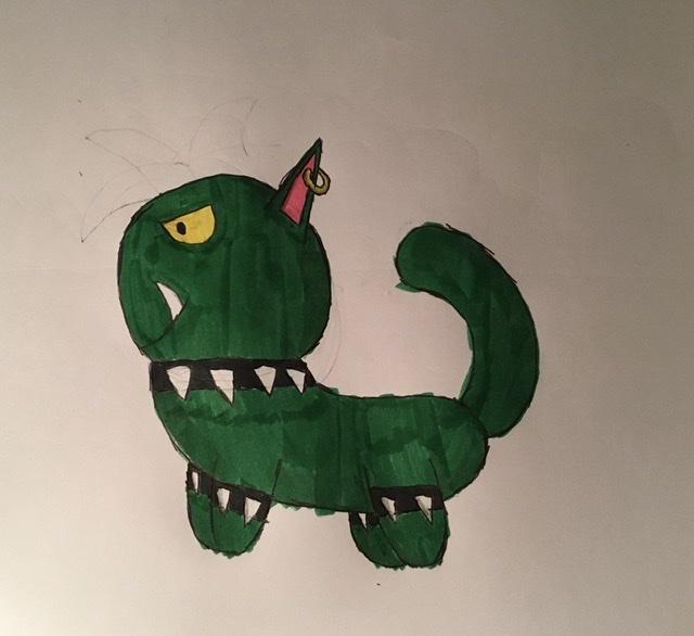 15. Ogre by TogekissAngel468
