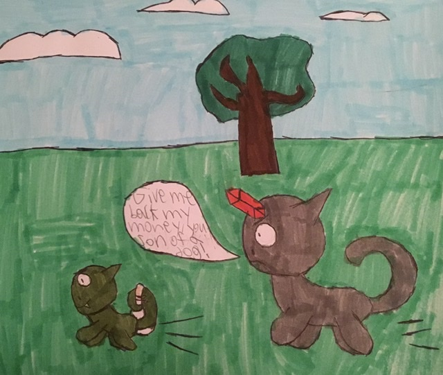 16. Goblin by TogekissAngel468