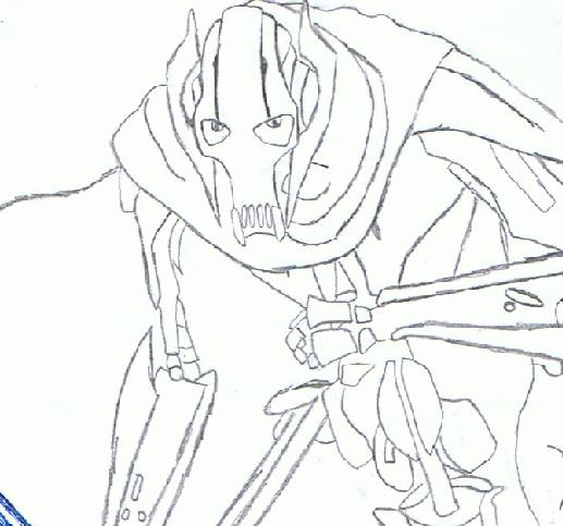 General Grievous by Tommy_the_hedgehog
