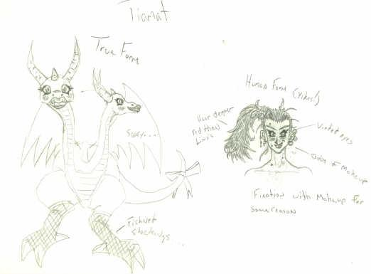 Tiamat concept by TomtheMighty