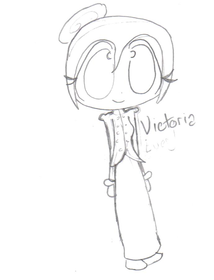 Victoria -Chibi Style- by Toonie
