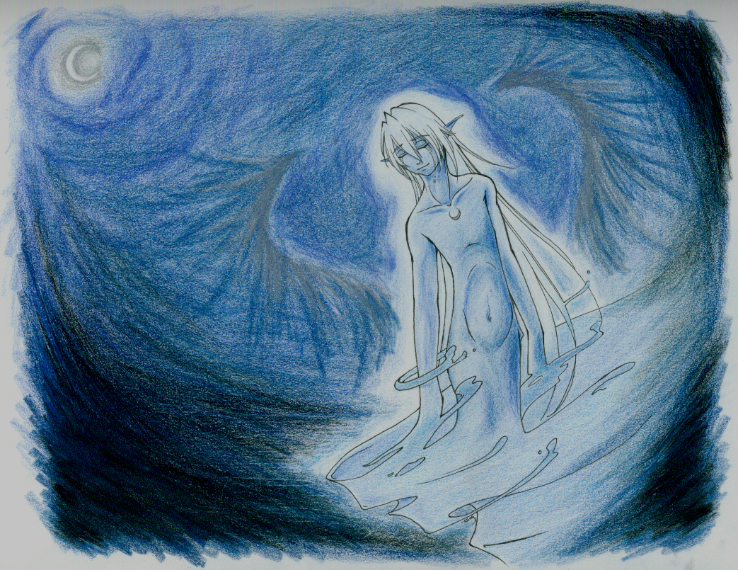 Tears of Undine - Return to the Laitma by Trinity_Fire