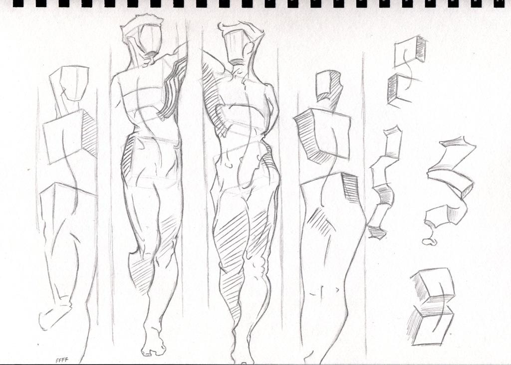 Bridgman Studies 5 by Triss