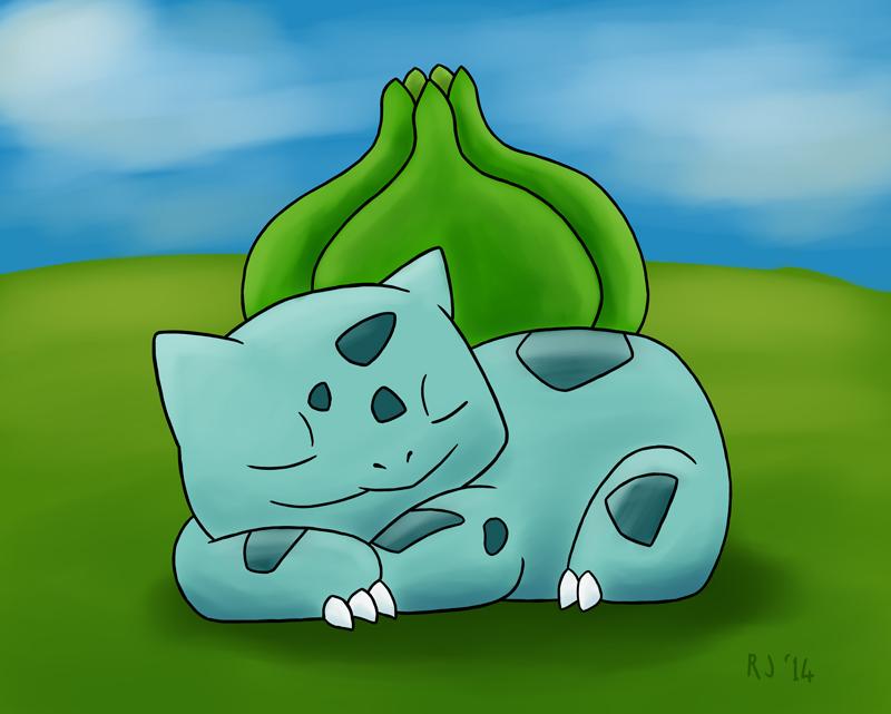 Bulbasaur by Triss