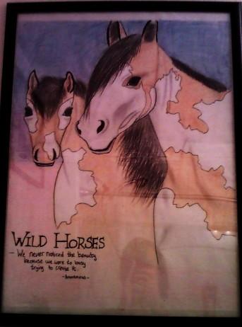 Wild Horses by TrueDullahan94