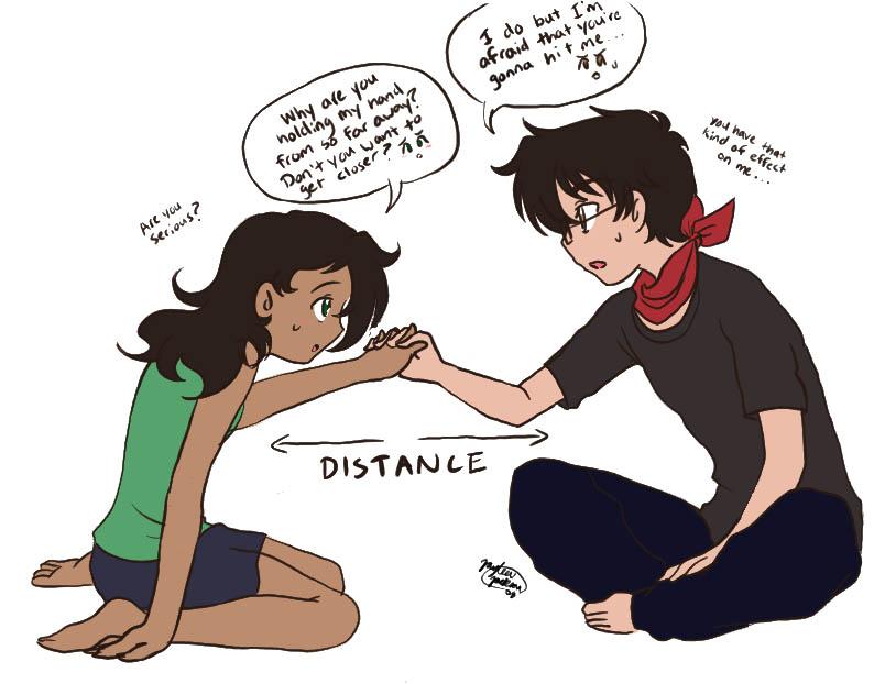 Distance by TsuNekoChan