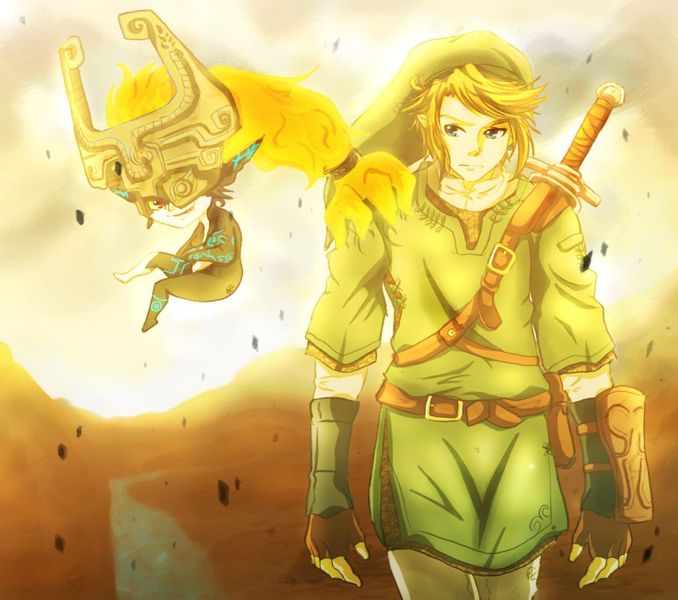LOZ TP: You'll Do Alright by TsuNekoChan