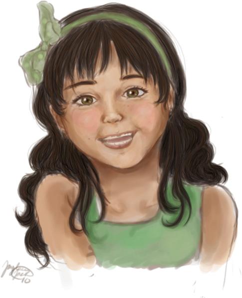 Laurena Isabel by TsuNekoChan