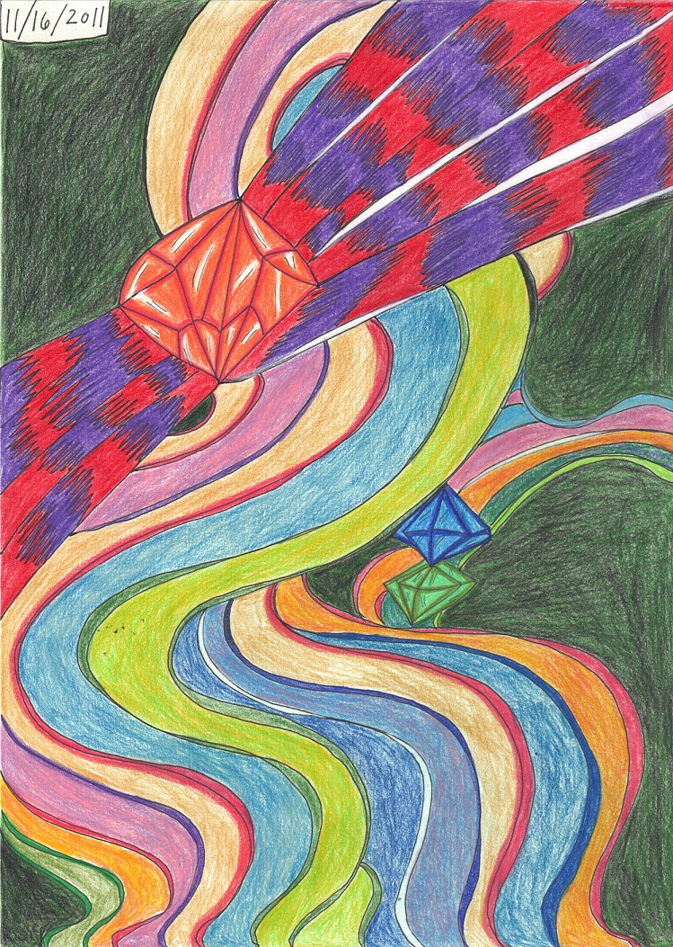 Mystic topaz blitz by Tuntun422