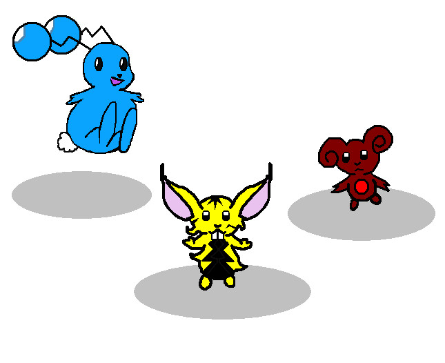 The Journey: Pokemon That will make their first appearance In The Story! by Tuxedo_Mini_Mask