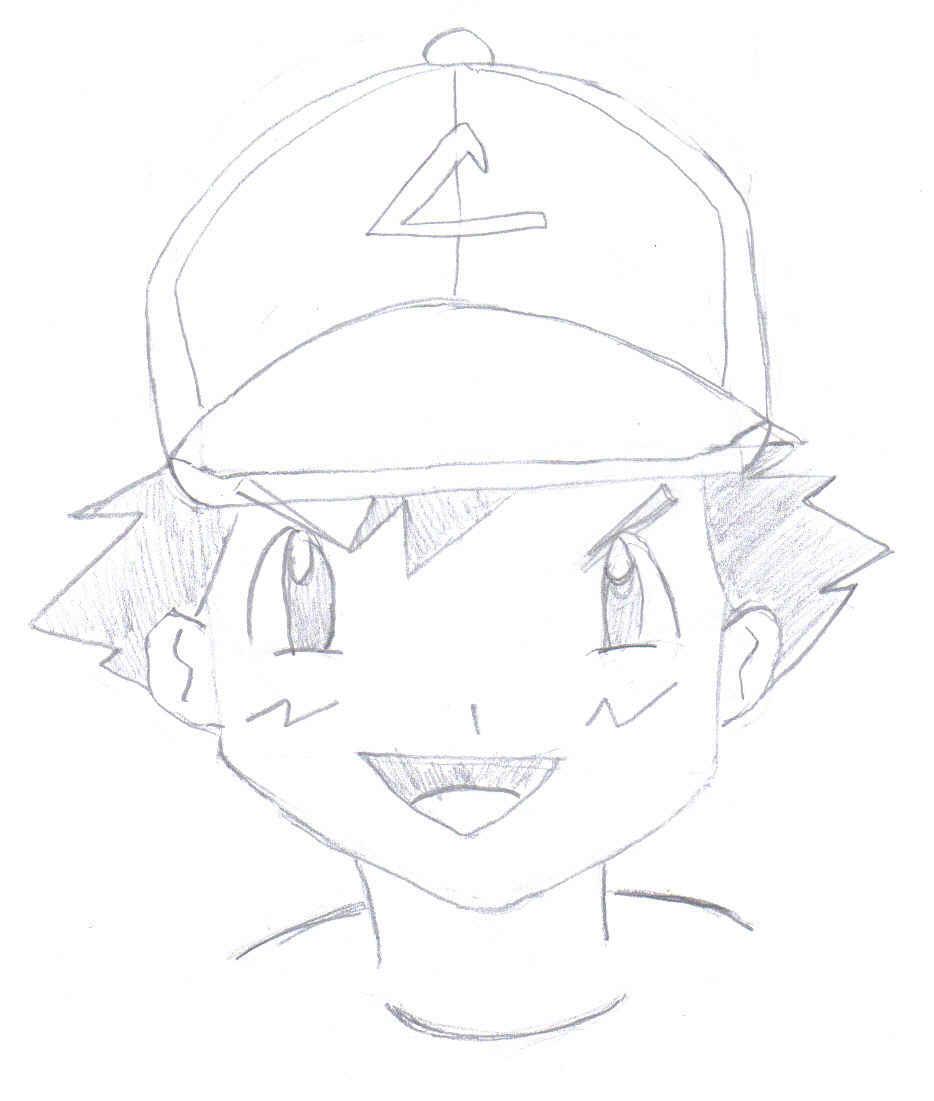 Ash *Practice* by Tuxedo_Mini_Mask