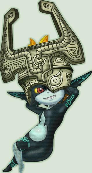 Midna by Twilight3110