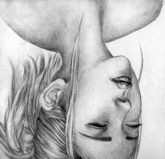 Yuna Falling by TwilightDragon