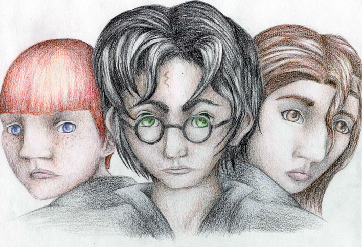 The Trio by TwilightDragon