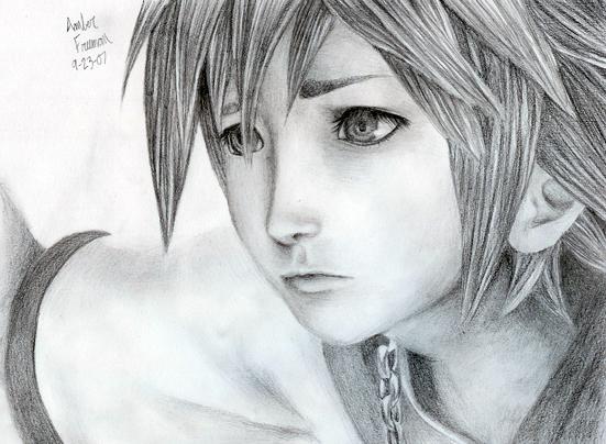 Sora by TwilightDragon