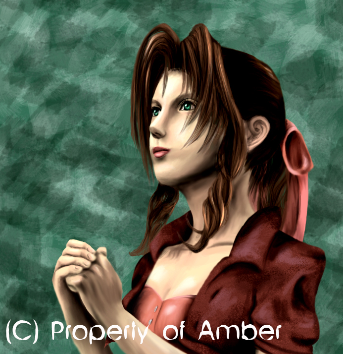 Aeris by TwilightDragon