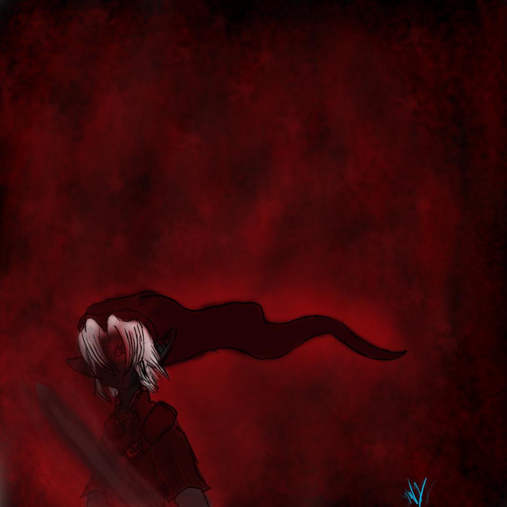 Dark Link by TwilightWolf1