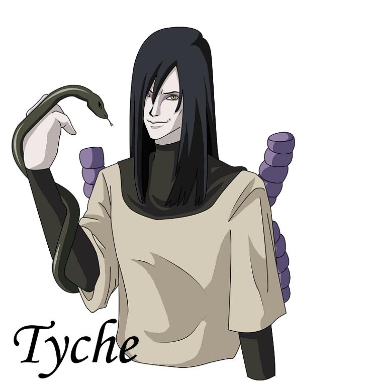 Orochimaru by TychePasithea969