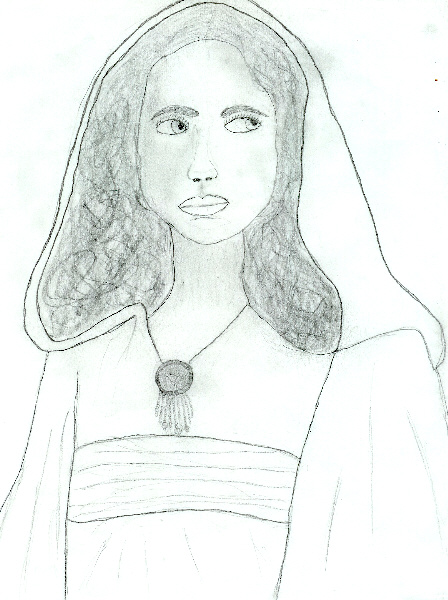 Padme Amidala by talim_skywalker