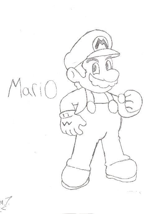 mario by tdmaster87