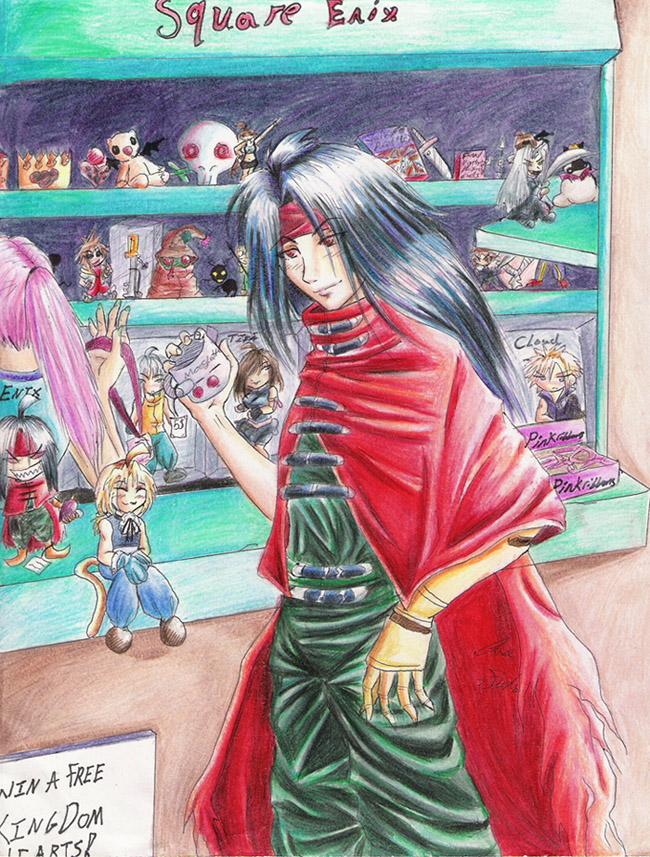Shop Enix-Vincent by teama