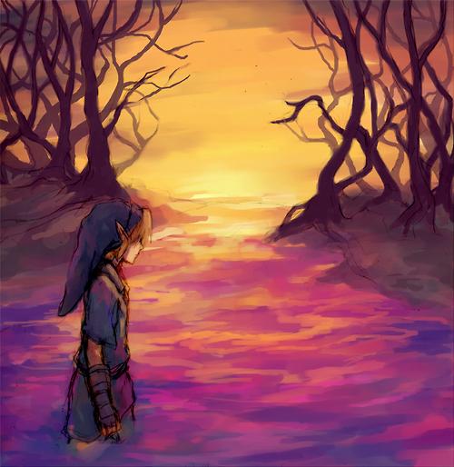 dusk by teecue