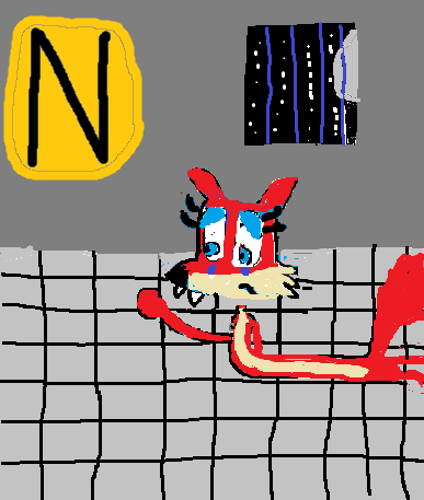 Scratte in prison by teentails