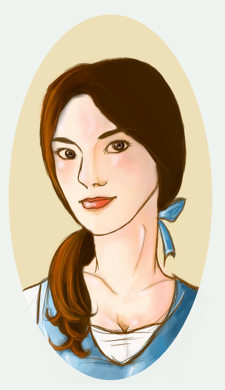 Belle by tetsuyayamatashi