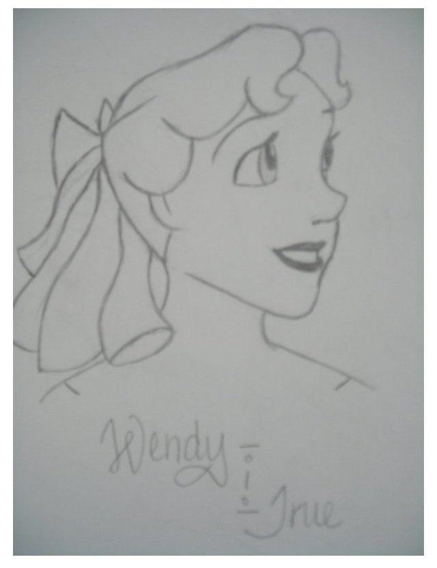 Wendy by thelump