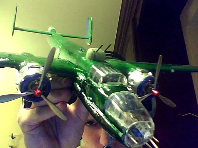 B-25J Bomber pt2 by thingy