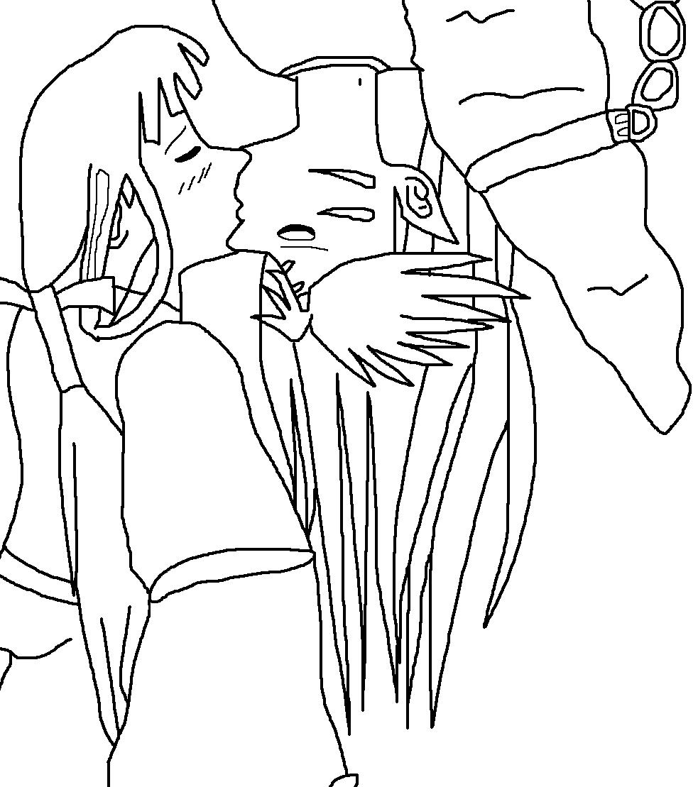 sesshoumaru coloring pages - photo#2