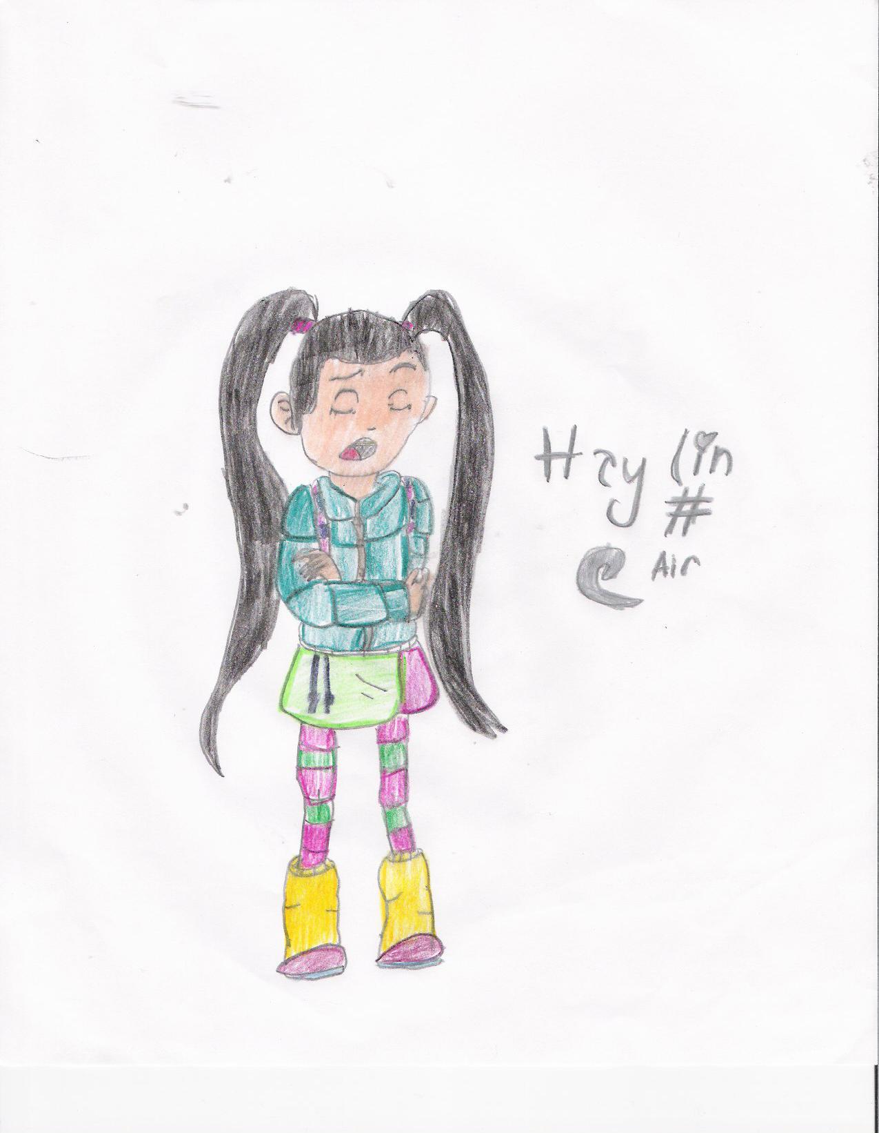 Hay Lin by tipsygirl945