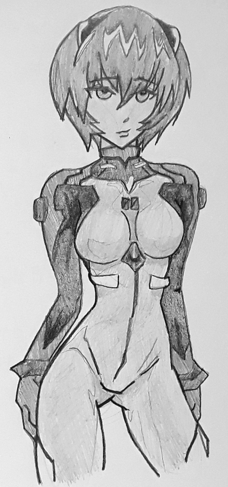 rei sketch by tipsypaipai