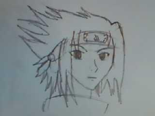 sasuke by tobininja