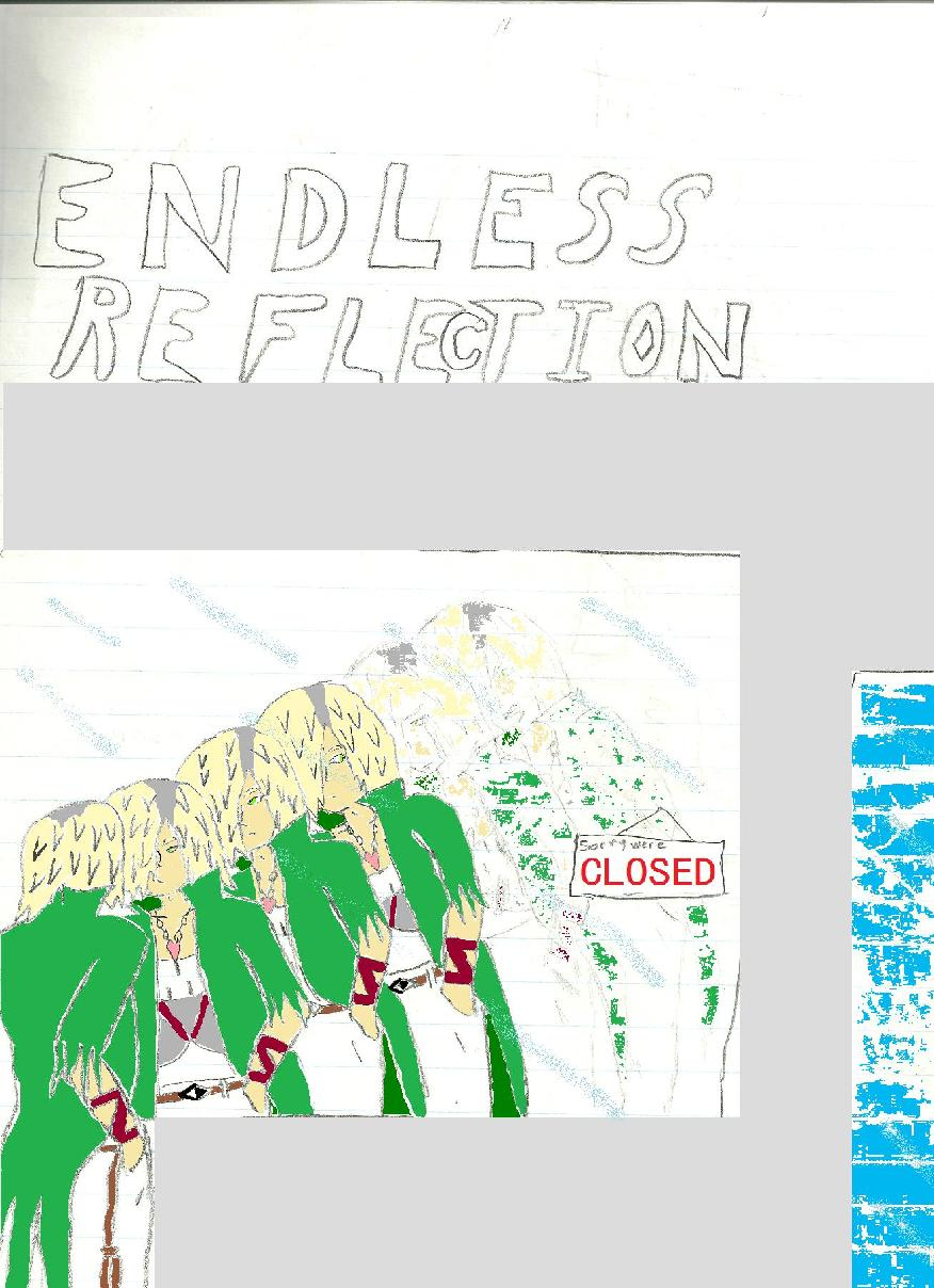Endless Reflection (Coverpage) by truegamer