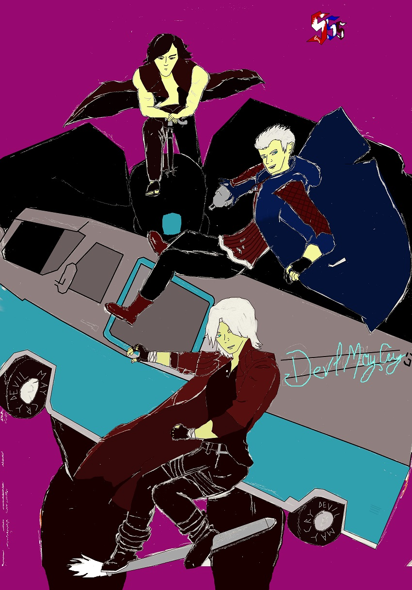 DMC5 What to Ride? by truegamer