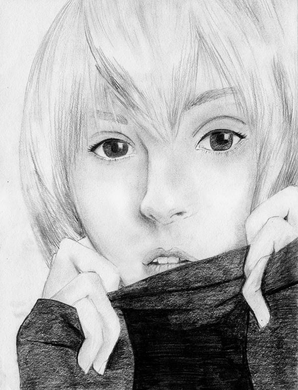 Realism Study - Rei Cosplayer by tsutanai_vigaku