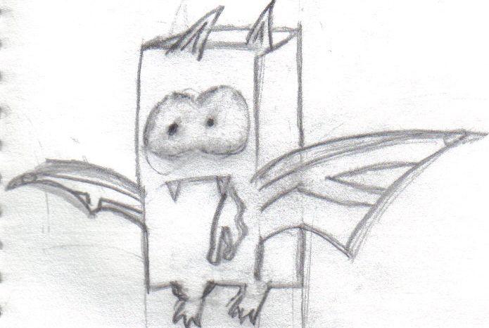 Blox-Bat by twiddlez