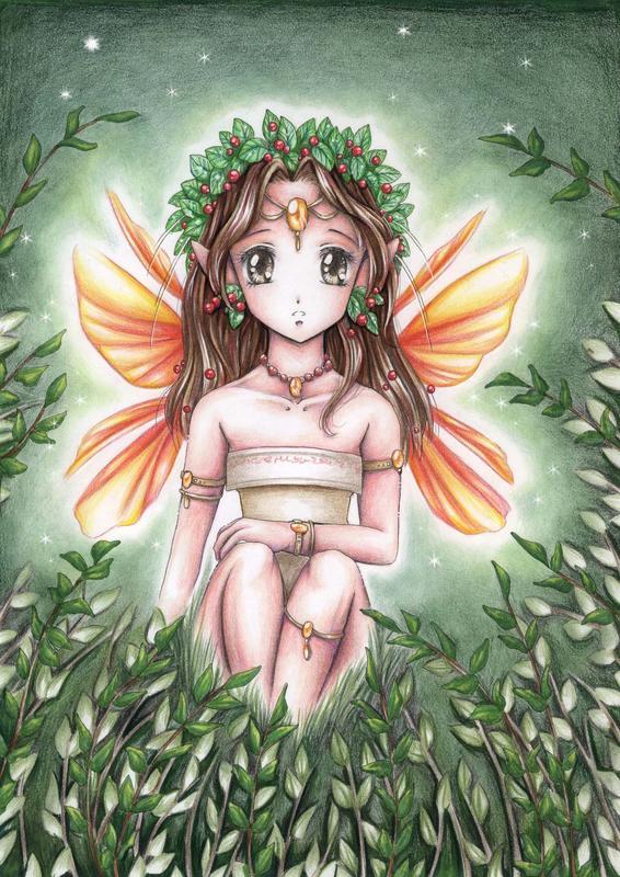 A Fairy by twilight_princess
